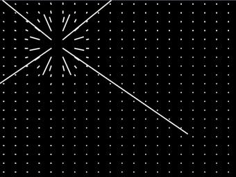 magnetische Linien